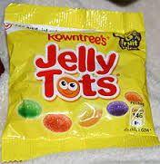 Jelly tots