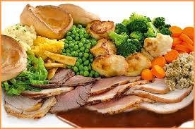 toby carvery plate